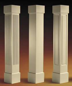 Columns Decorative Pillars
