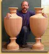 Our products include custom woodturning of balusters, solid porch woodturning posts, newels, straight and curved railings, classic and custom woodturning columns and capitals, brackets, spandrels, and table legs. Pagliacco combines design authenticity, the highest quality materials.